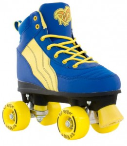 WROTKI RIO ROLLER PURE BLUE-YELLOW