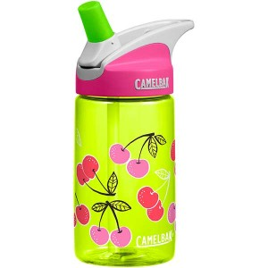 Bidon CAMELBAK eddy Kids .4L Cherries