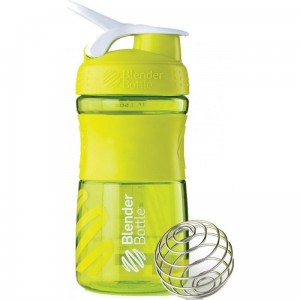 Shaker do odżywek Blender Bottle SportMixer 590ml Green