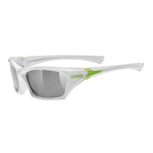OKULARY UVEX Sportstyle 501 WHITE/GREEN