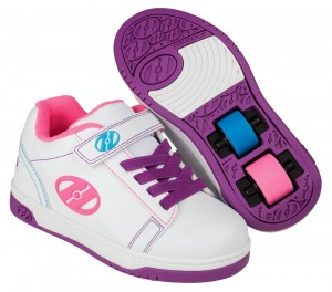 HEELYS Heelys Dual Up X2 White/Purple
