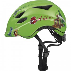 Kask ABUS ANUKY roz.M 52-57 Green Catapult