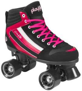 Wrotki POWERSLIDE Playlife GROOVE Black/pink