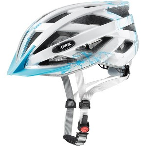 Kask UVEX AIR WING 52-57cm blue/silver