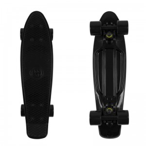 Deskorolka FISH SKATEBOARDS Black/Black